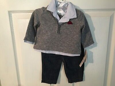 Koala Baby Boutique Boy's 2 Piece Outfit 3 Month *NEW W/TAGS*