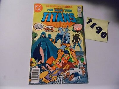 New Teen Titans #2 (1980, DC) 1st App Deathstroke Sharp Book!