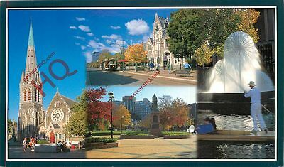 Picture Postcard- Christchurch Landmarks (Multiview)