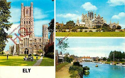 Picture Postcard- Ely (Multiview)