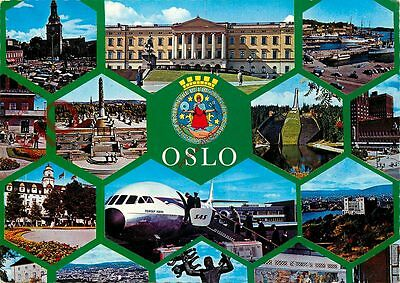 Picture Postcard- Oslo (Multiview)