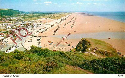 Picture Postcard- Pendine Sands [Archway]