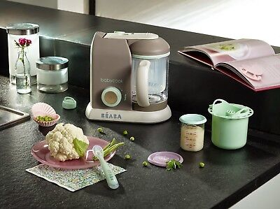 Beaba Babycook Solo AS NEW -use code PARTY18 to get 18% off