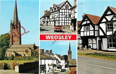 Picture Postcard: Weobley (Multiview)