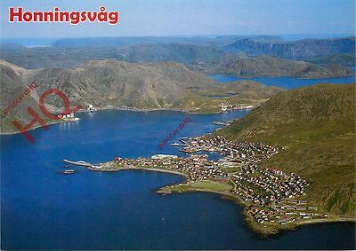 Picture Postcard::Honningsvag, Norway