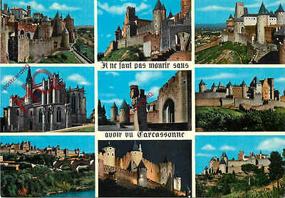 Picture Postcard::Carcassonne (Multiview)