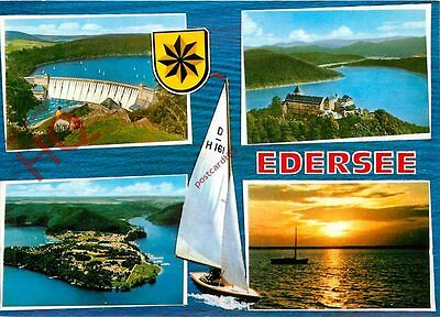 Picture Postcard::Edersee (Multiview)