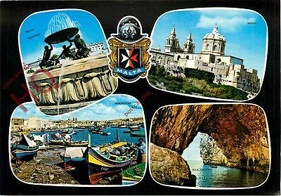 Picture Postcard::Malta (Multiview)