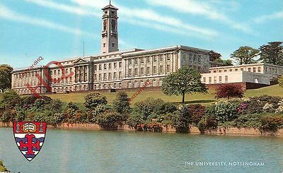 Picture Postcard::Nottingham, The University