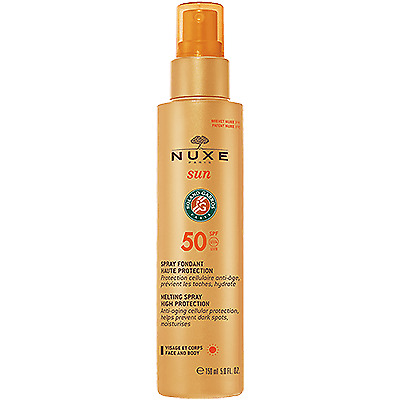 NUXE Sun Spray Fondant Haute Protection SPF50 150ml