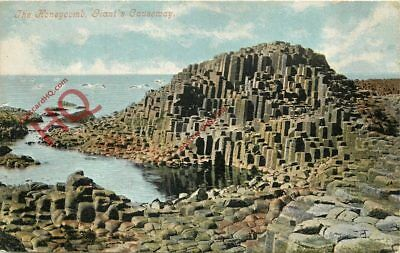 Picture Postcard:-Giant's Causeway, The Honeycomb [Valentine's]
