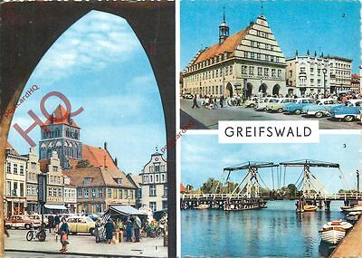 Picture Postcard-:Greifswald (Multiview)