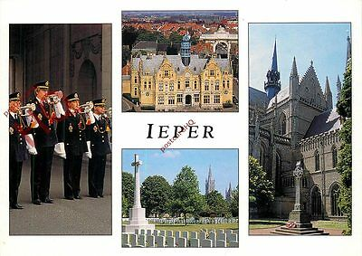 Picture Postcard:-Ieper, Ypres