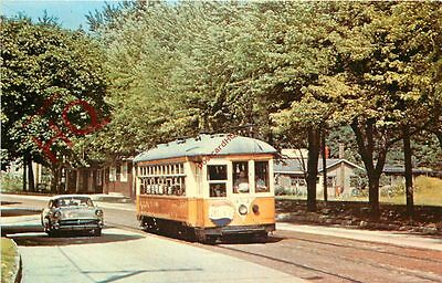 Picture Postcard-:JOHNSTOWN TRACTION CO. CAR 352