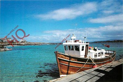 Picture Postcard:-Iolaire Of Iona