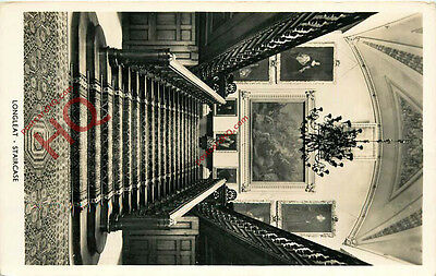 Picture Postcard-:Longleat, Staircase