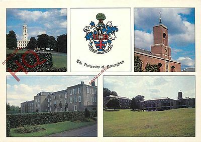 Picture Postcard:-Nottingham University (Multiview)