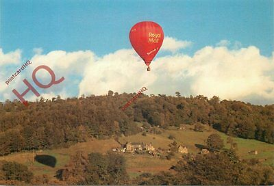 Picture Postcard-:Royal Mail, Hot Air Balloon