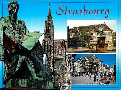 Picture Postcard-:Strasbourg (Multiview)
