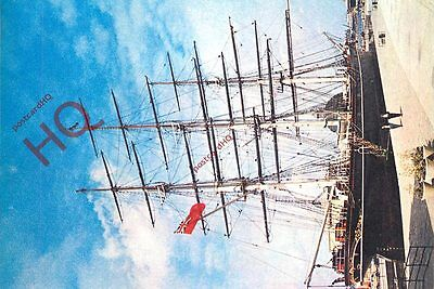 Picture Postcard:-THE CUTTY SARK