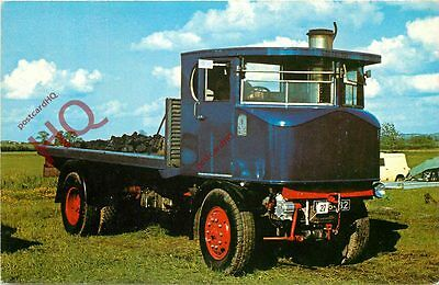 Picture Postcard-:SENTINEL STEAM WAGGON, WORKS NO. 8571