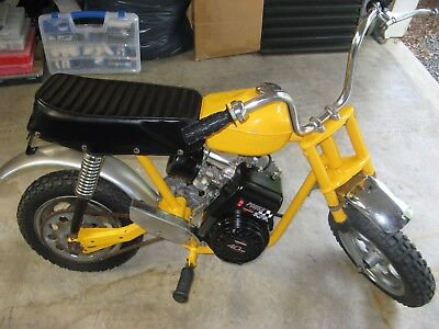 1970 Other Makes  1970 RUPP scrambler minibike