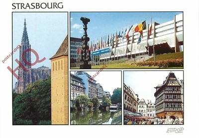 Picture Postcard:-Strasbourg (Multiview)