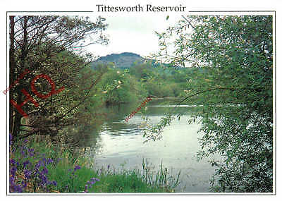 Picture Postcard:-Tittesworth Reservoir