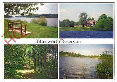 Picture Postcard:-Tittesworth Reservoir (Multiview)