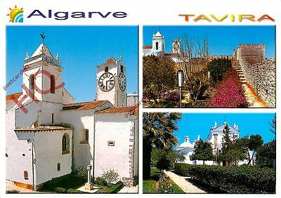 Picture Postcard; Algarve, Tavira (Multiview)