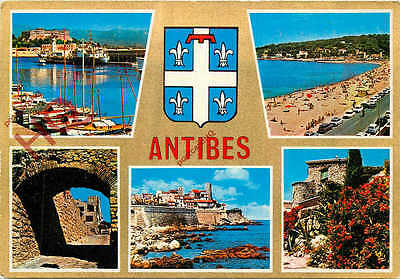 Picture Postcard; Antibes (Multiview)