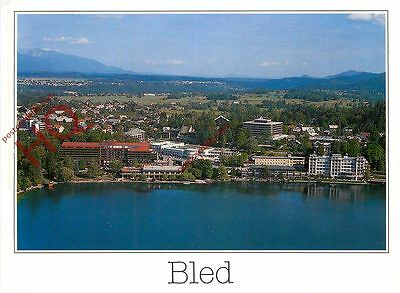 Picture Postcard; Bled