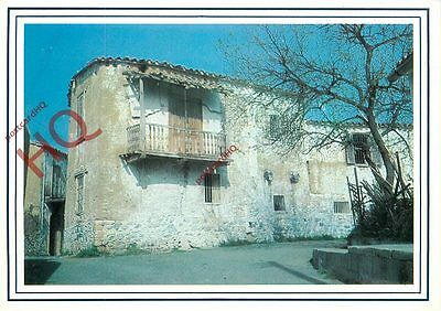 Picture Postcard; Cyprus, House At Pera Village