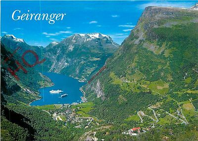 Picture Postcard~ Geiranger