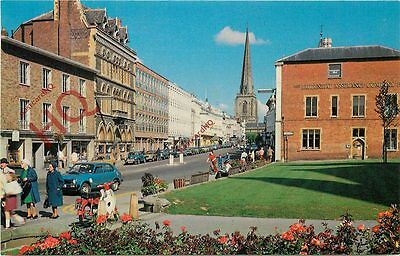 Picture Postcard~ Hereford, Broad Street