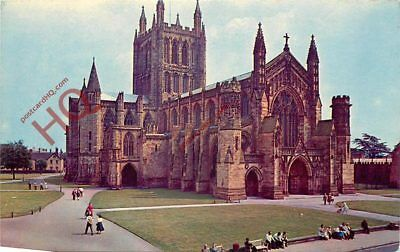 Picture Postcard~ Hereford Cathedral