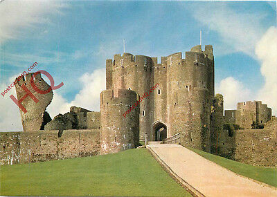 Picture Postcard~ Glamorgan, Caerphilly