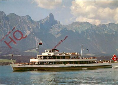Picture Postcard, Thunersee, MS Jungfrau