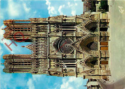 Picture Postcard~ Reims, Cathedrale
