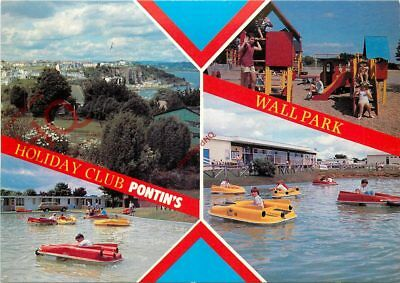 Picture Postcard~ Pontin's, Wall Park (Multiview)