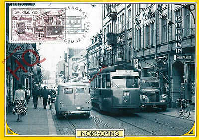 Picture Postcard, TRAM, NORRKOPING