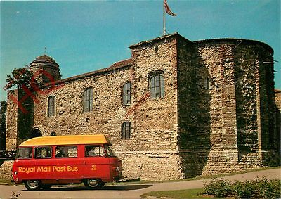 Picture Postcard~ Royal Mail, Colchester Postbus