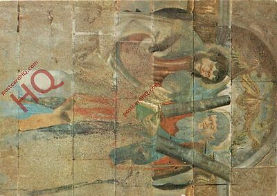 Picture Postcard~ Ribe Cathedral, Fresco