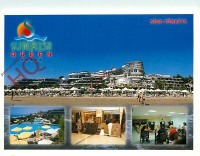 Picture Postcard~ Side, Sunrise Queen Hotel