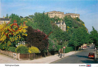 Picture Postcard~ Nottingham Castle