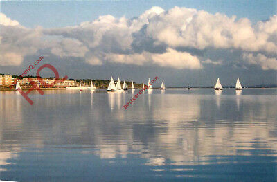 Picture Postcard~ Sailing in The Clouds
