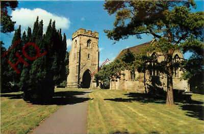 Picture Postcard~ Rugeley, The Chancel