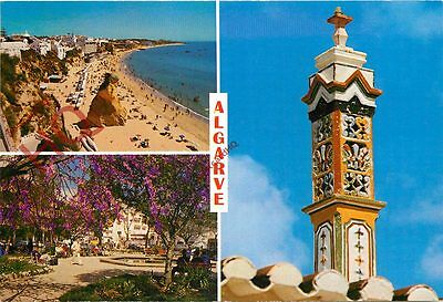 Picture Postcard: Algarve, Albufeira (Multiview)