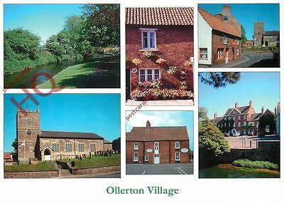 Picture Postcard~ Ollerton Village (Multiview)