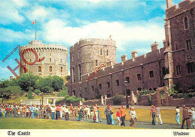 Picture Postcard, Windsor Castle